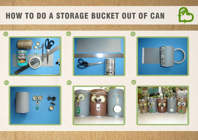 can storage bucket