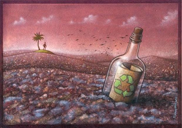 Pawel Kuczynski satiricke ilustracie 13