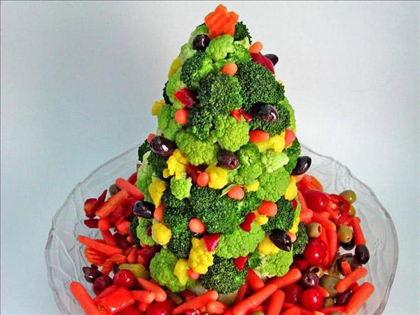 Zeleninovy vianocny stromcek 3