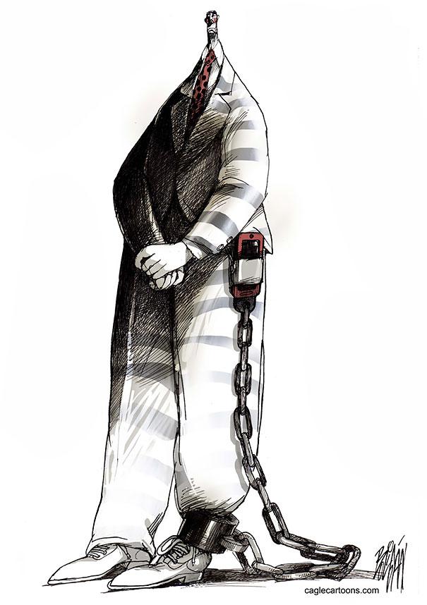 Angel Boligan surrealisticke karikatury 15