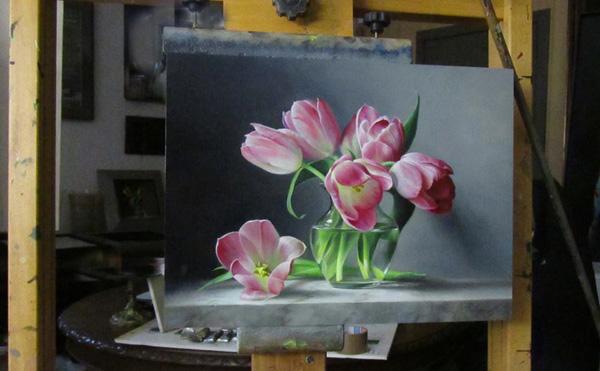 Pieter Wagemans a jeho realisticke malby 2