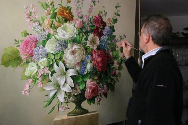 Kvetinové kompozície od maliara Pietra Wagemansa 6