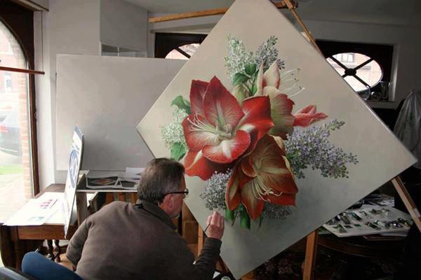 Pieter Wagemans a jeho realisticke malby 7