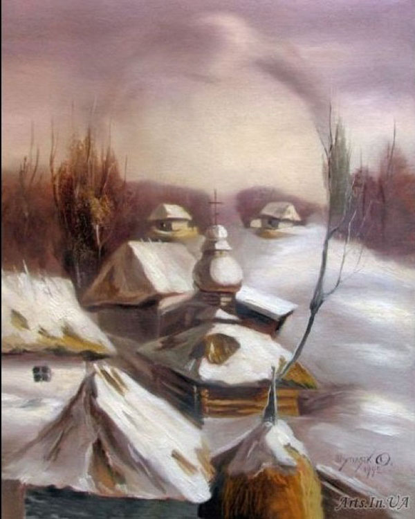 opticke iluzie Oleg Shuplyak 17