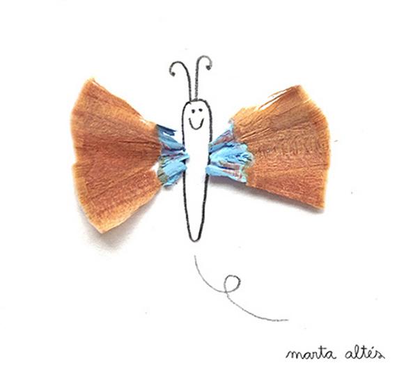 Marta Altes ilustracie hobliny zo struhatka 6