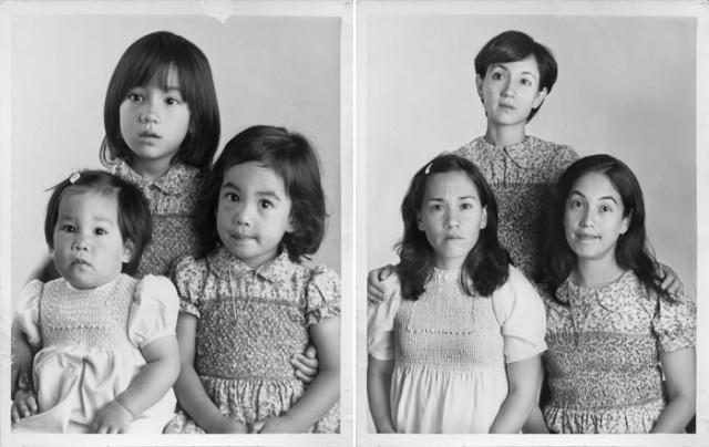 Navrat do buducnosti zobrazuje obnovene fotky z detstva 18