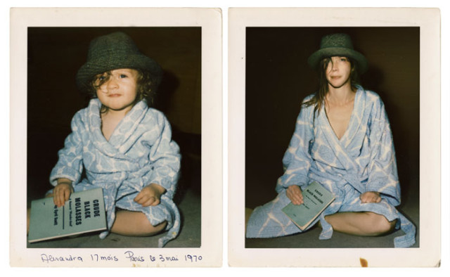 Navrat do buducnosti zobrazuje obnovene fotky z detstva 28