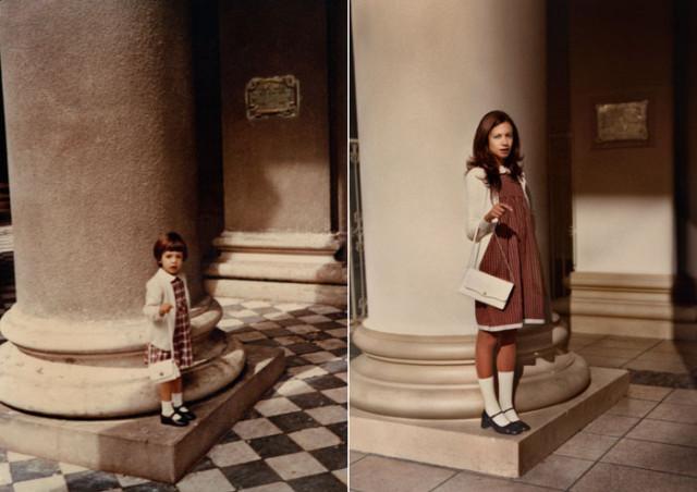 Navrat do buducnosti zobrazuje obnovene fotky z detstva 8