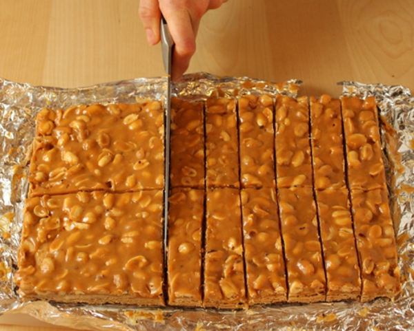 domaca tycinka snickers 6