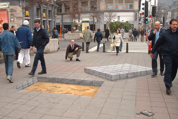 Julian Beever chodnikovy picasso 9