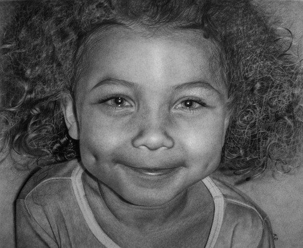Kelvin Okafor fotorealisticke kresby ceruzkou 13