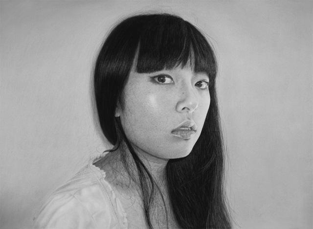 Kelvin Okafor fotorealisticke kresby ceruzkou 4