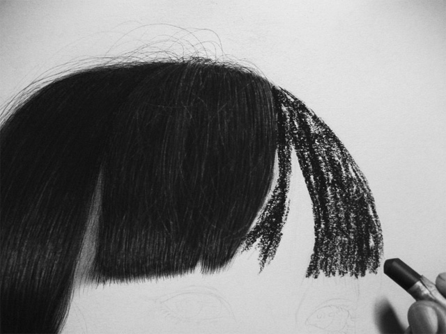 Kelvin Okafor fotorealisticke kresby ceruzkou 7
