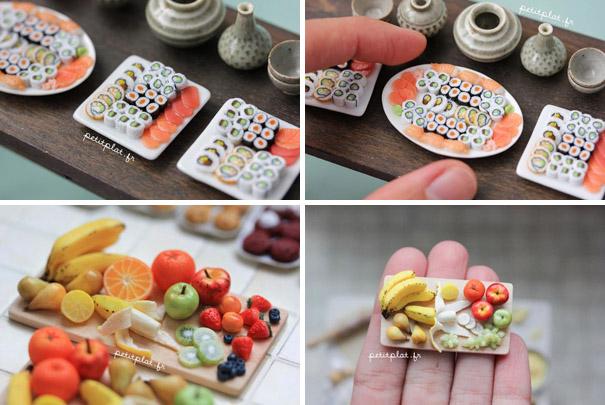 miniatury jedla z fima 01