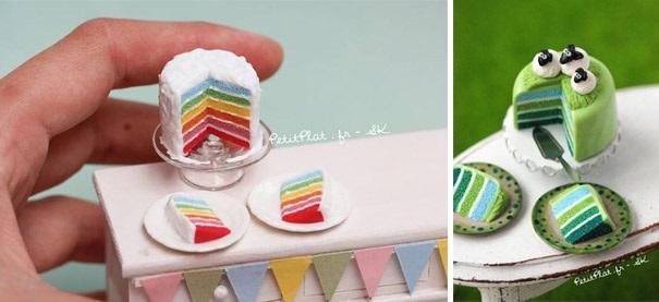 miniatury jedla z fima 06