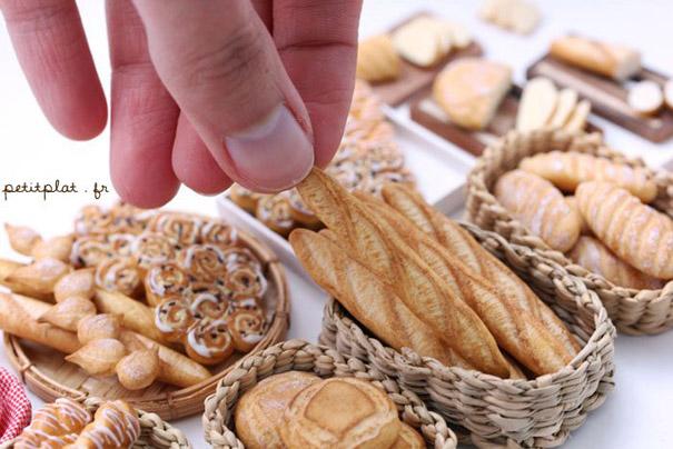 miniatury jedla z fima 5