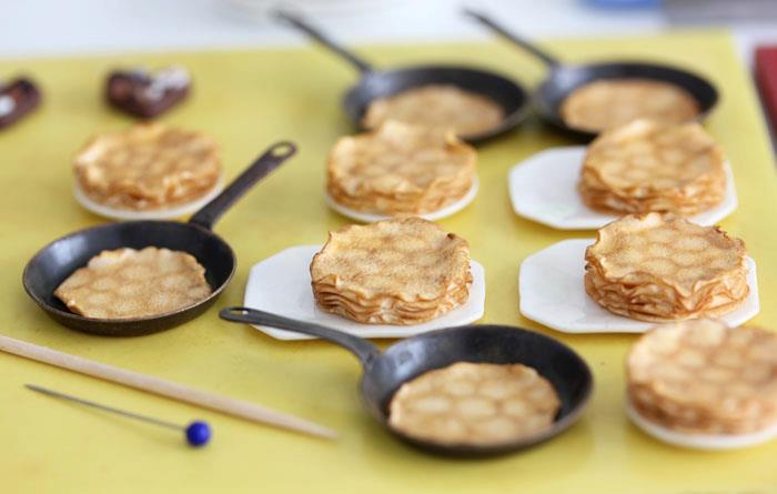 miniatury jedla z fima 6