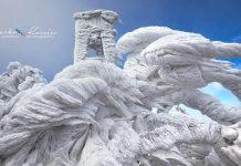Ľadové kráľovstvo na hore v Slovinsku | Marko Korošec