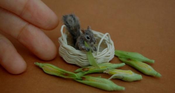 Miniaturne zvieratka od reve 9