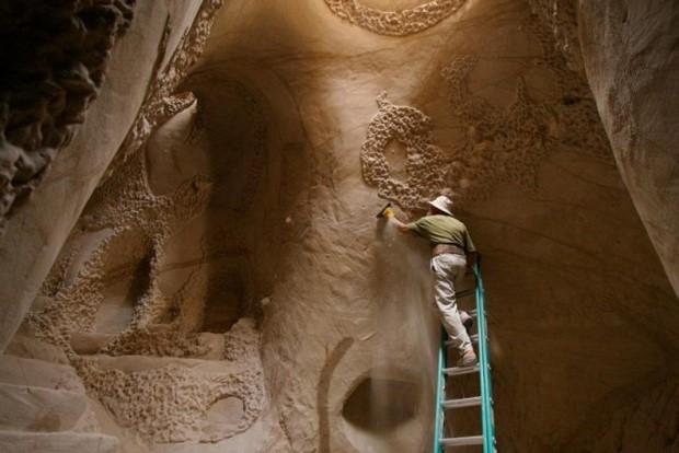 Ra Paulette jaskyna 11