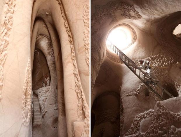 Ra Paulette jaskyna 14