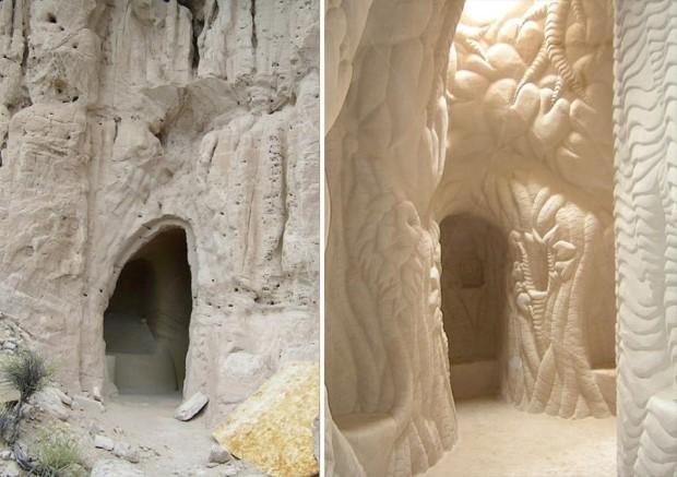 Ra Paulette jaskyna 18