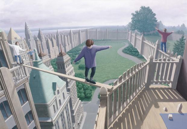 Robert Gonsalves opticke iluzie 18