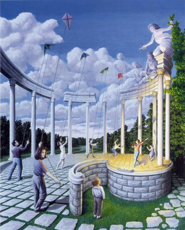 Robert Gonsalves opticke iluzie 19