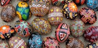 Pysanky - tradičné ukrajinské veľkonočné vajíčka | Návod