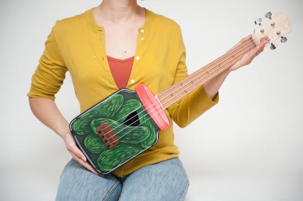 Ručne vyrábané hudobné nástroje podľa vlastných predstáv 15