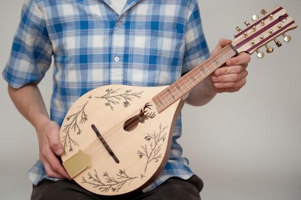 Ručne vyrábané hudobné nástroje podľa vlastných predstáv 18