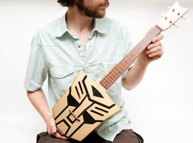 Ručne vyrábané hudobné nástroje podľa vlastných predstáv 19