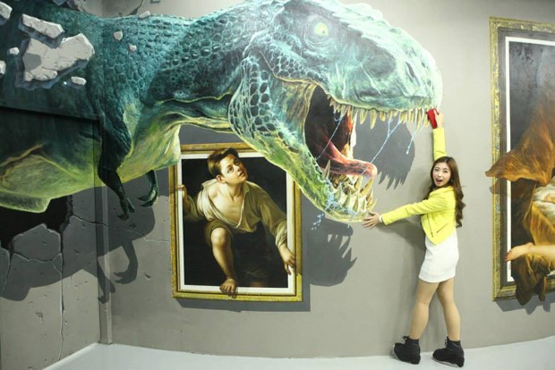 muzeum 3D umenia manila filipiny 12