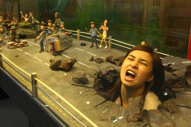 muzeum 3D umenia manila filipiny 17