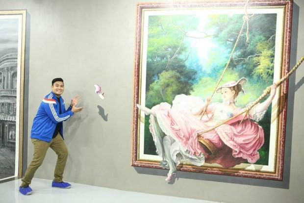 muzeum 3D umenia manila filipiny 9