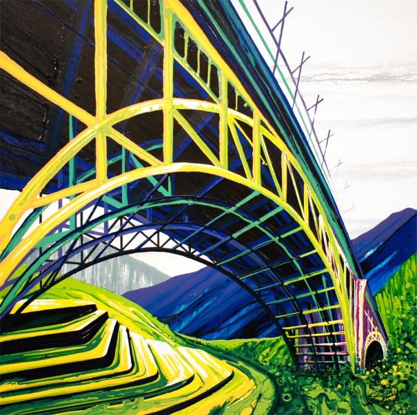 Amy Shackleton gravitacne malovanie bez stetca 2