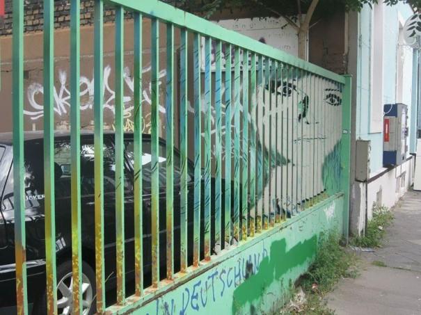 Zebrating street art 12