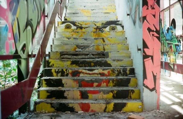 Zebrating street art 13