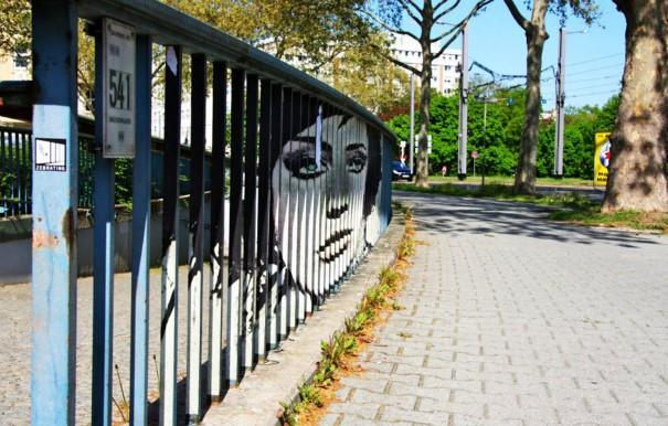 Zebrating street art 6
