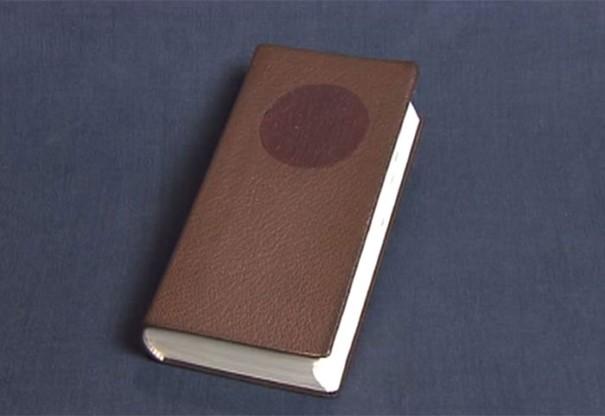 Oprava a renovácia kníh Nobuo Okano 13