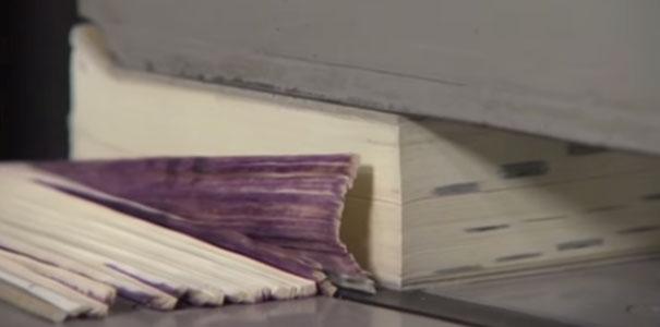 Oprava a renovácia kníh Nobuo Okano 14