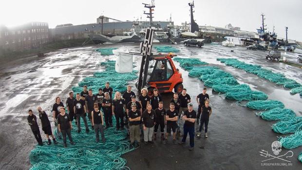 Adidas tenisky z recyklovanej ilegalnej rybarskej siete 5