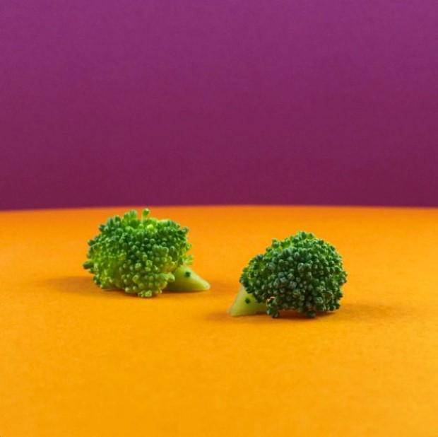 Dizajnérka Mundane Matters pretvára jedlo na umelecké kúsky 2