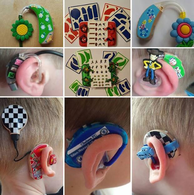 Načúvací prístroj pre syna v podaní kreatívnej maminy 4