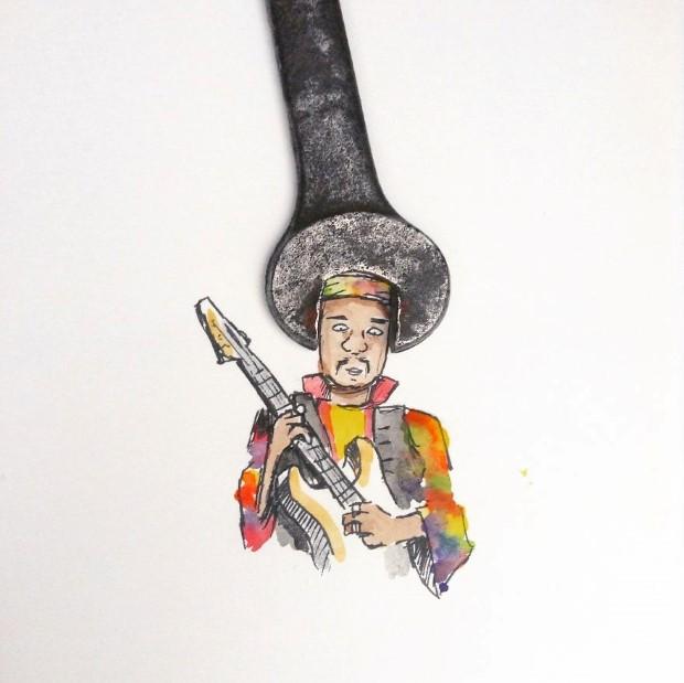 mlady cesky umelec meni obycajne veci na neobycajne ilustracie 18