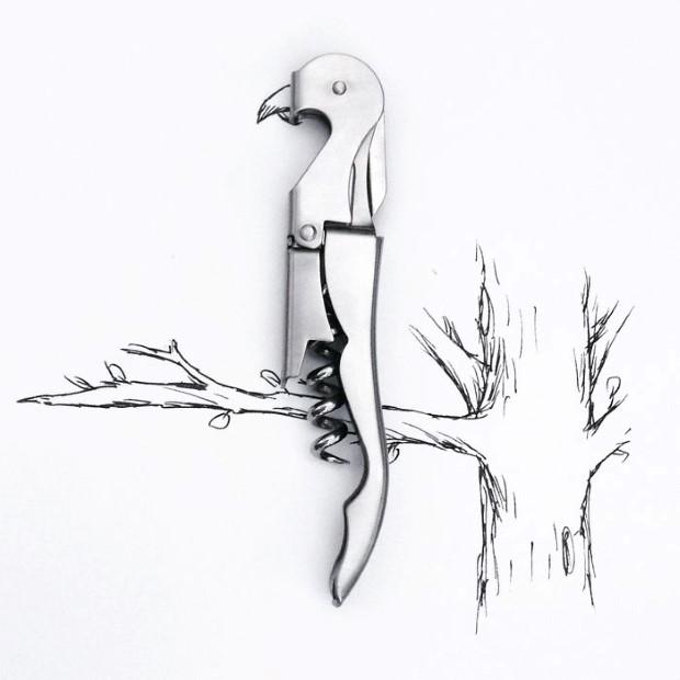 mlady cesky umelec meni obycajne veci na neobycajne ilustracie 6