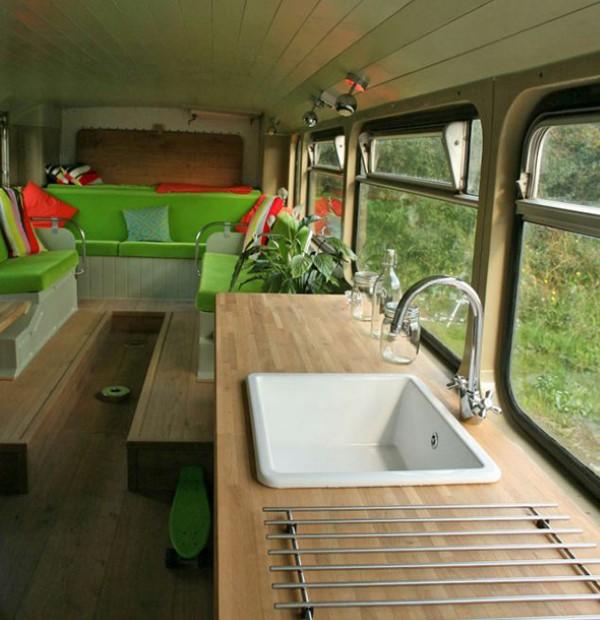 Adam Collier-Woods Big Green Bus double-decker 6a