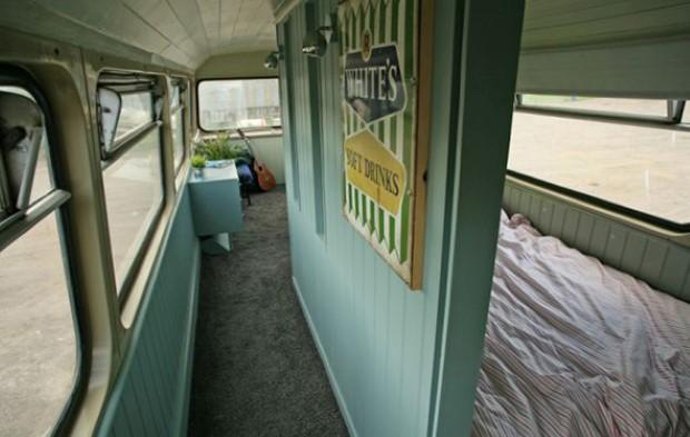 Adam Collier-Woods Big Green Bus double-decker 6b