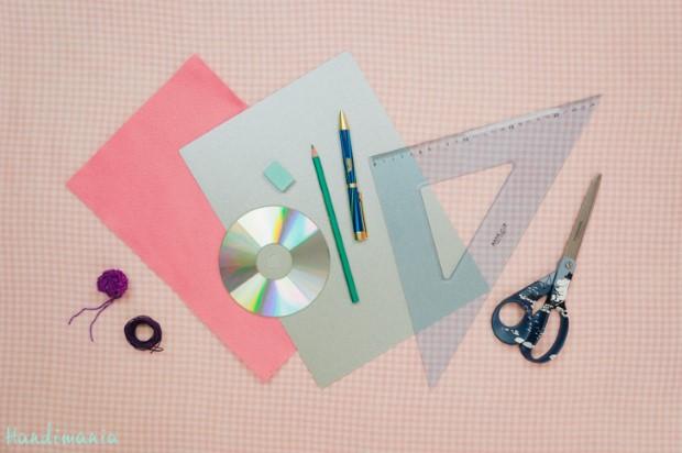 diy napad a navod kreativita.info Darčeková krabička v tvare vankúšika 1