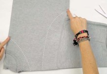 Látková taška, ktorú nemusíte šiť | DIY návod ako na to